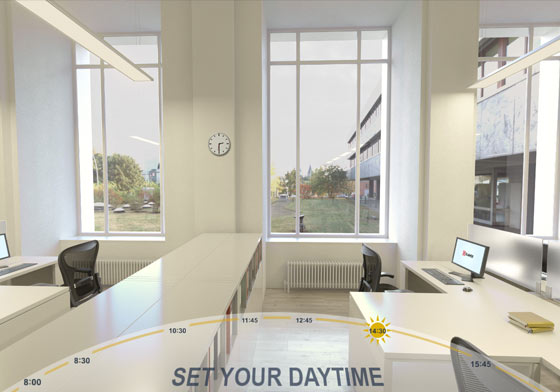 Virtueller Messestand Rundgang in 360 Grad Krone